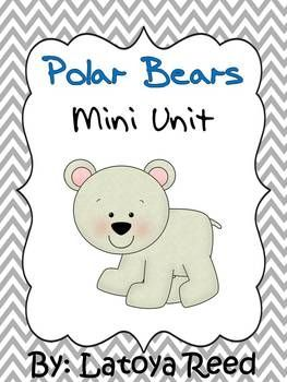 Polar Bear Mini Packet FREEBIE for Young Learners I really hope you enjoy this 6 page freebie as you complete studies on Polar Bears. Included are: ARE CAN HAVE Writing Sheet, ARE CAN HAVE, Labels, Bubble Map, Circle Map, Writing Papers (2 styles with picture space and without picture space)