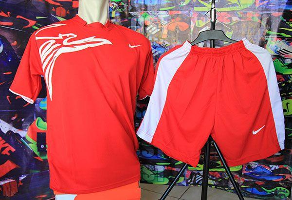 Setelan Kaos Timnas U19 Merah Rp 80.000