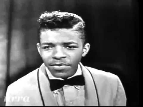 'Tears on My Pillow' ~ Live performance by Little Anthony & The Imperials, 1958 ~