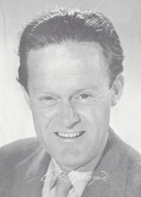 Som Knud, i Tag til marked i Fjordby fra 1957.