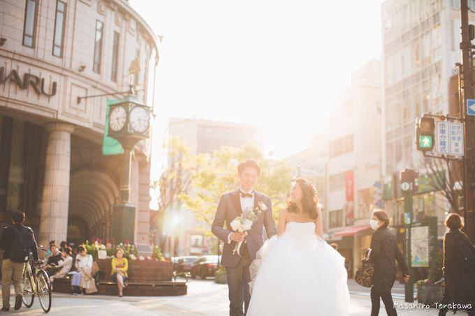 神戸でフォトウェディング 結婚写真のロケーション前撮り | 結婚式の写真撮影 ウェディングカメラマン寺川昌宏(ブライダルフォト)