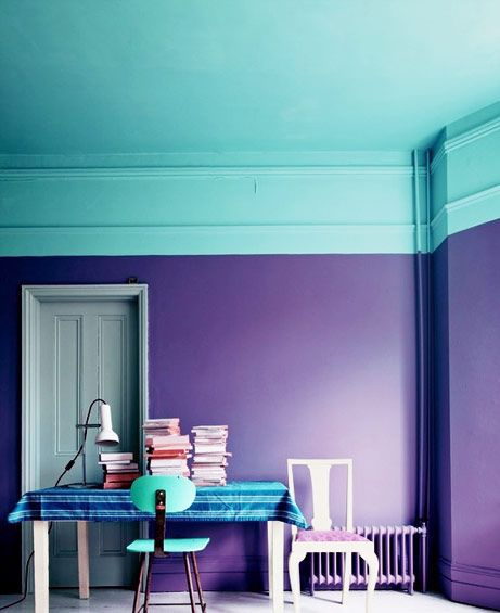 17 Best Images About Teal, Purple & Green On Pinterest