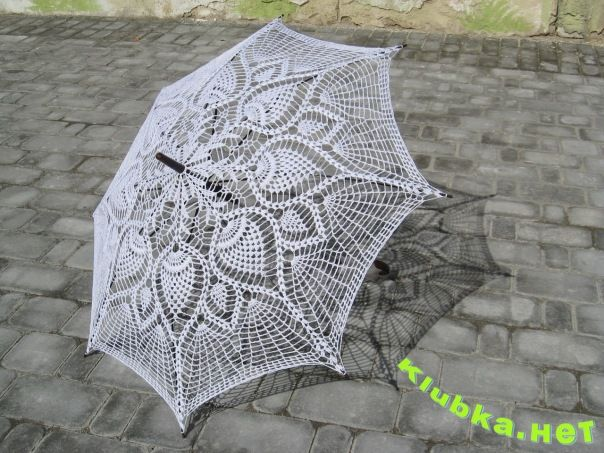 Umbrella - Crochet - Free Pattern