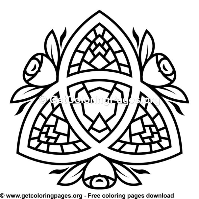 123 Simple Mandala Coloring Pages Coloring Pages Mandala Coloring Simple Mandala
