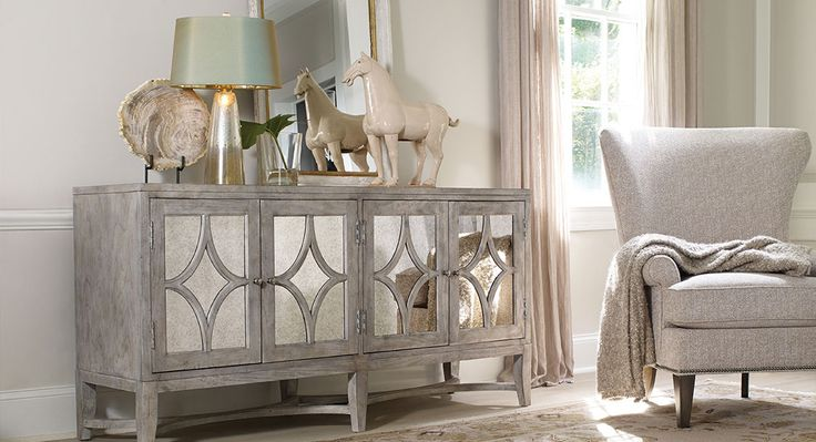 Mirrored Console Op Jenkins Furniture And Design Storage Can Be Beautiful Pinterest