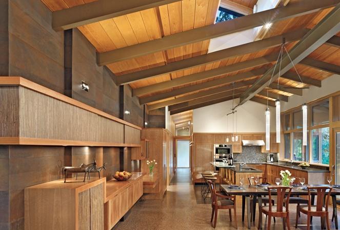 great big kitchen