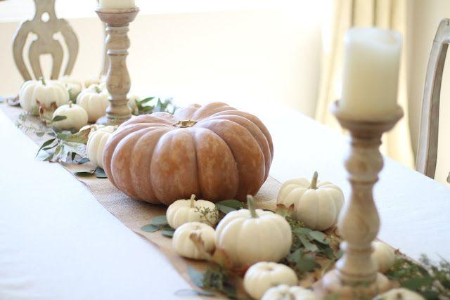 Maison de Cinq: Autumn's in the Air - Fall Home Tour