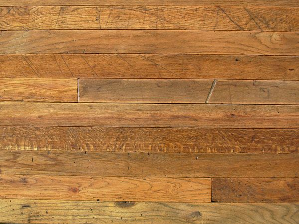 Reclaimed Narrow Plank | Floor | Aged Material