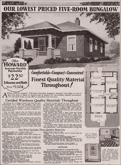 Montgomery ward home plans