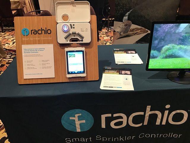 Rachios Smart Wi-Fi Sprinkler Controller