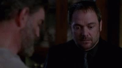 Supernatural Crowley GIF - Supernatural Crowley Dean - Discover & Share GIFs