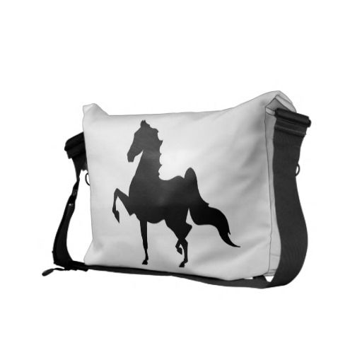 Saddlebred Messenger Bag