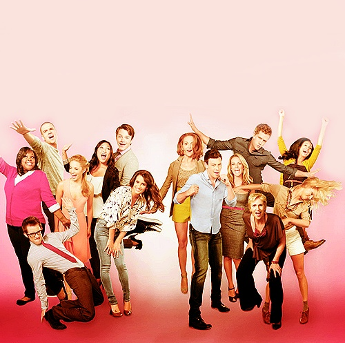 why glee is my favorite tv show Glee has been my favorite television show since i discovered it two years ago  the wide range of music they cover has fueled my inner theatre.