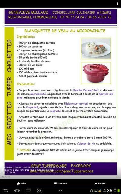 15 best tupperware micro minute images on pinterest pressure cooker cake microwave pressure - Cocotte micro onde tupperware ...
