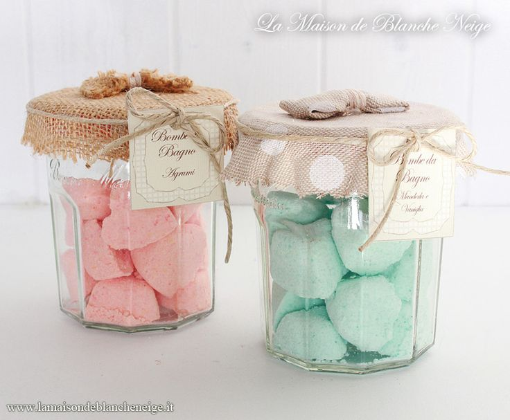 Bath bombs Www.lamaisondeblancheneige.it