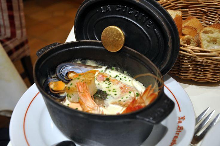 #Marmite du pêcheur ! #strasbourgeoiseparis #brasserieparis #gastronomie #restaurantparis