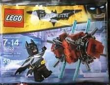 Lego Batman Movie Mini Set/Polybag 30522 Batman in the Phantom Zone New/Sealed