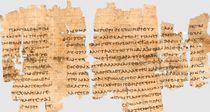 Papyri in de klas - Voor middelbare scholieren - Geesteswetenschappen - Humanities - Universiteit Leiden