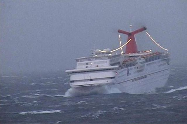 Important information on what happens when there is a hurricane during your #cruise.