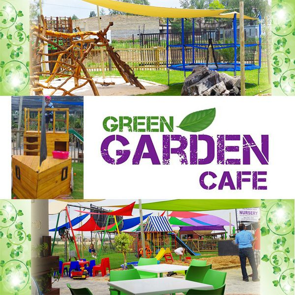 The Green Garden Café and Outdoor Restaurant is situated inside the PurpleTulip plant nursery and has been created to be a green 'Oasis' in the middle of Fourways. We say 'Put your feet on Grass and relax in the tranquility of nature'.  The Restaurant boasts a top class Chef and produces very tasty food and coffee for all at affordable prices.