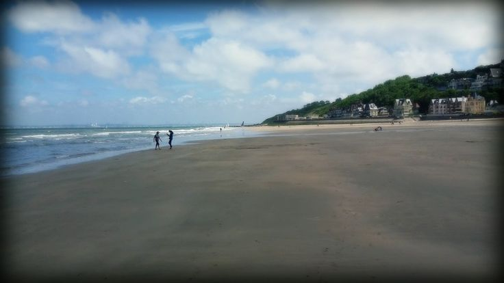 Where I want to be pretty well any day! Beach!