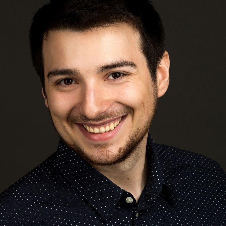 Cristian Ilea - IT Engineer - headshot, business portrait