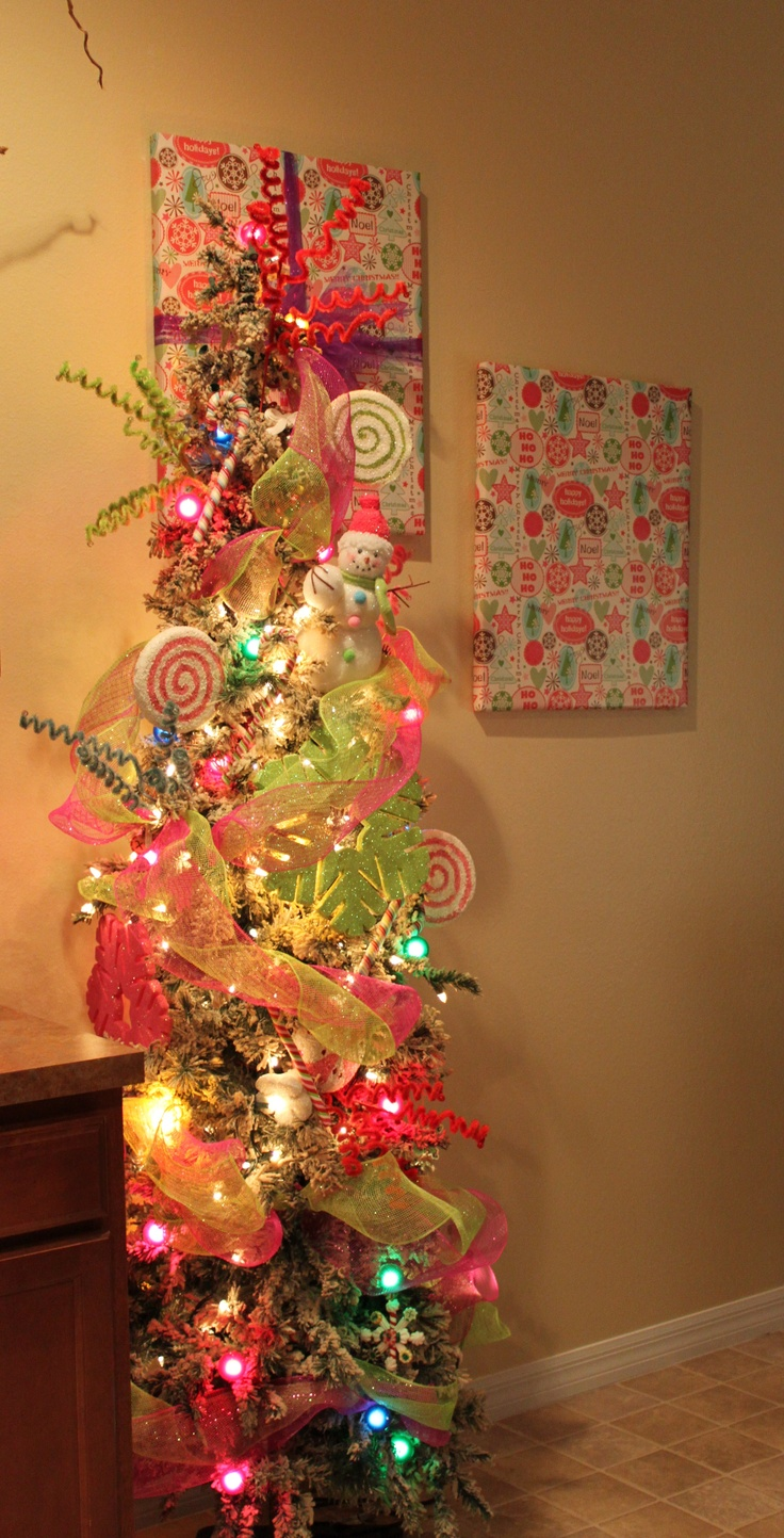 Our Bright Candy Kitchen Tree Hhhmmm How To Do This