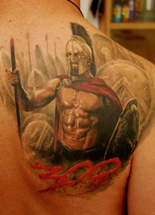 Dmitriy Samohin Tattoo
