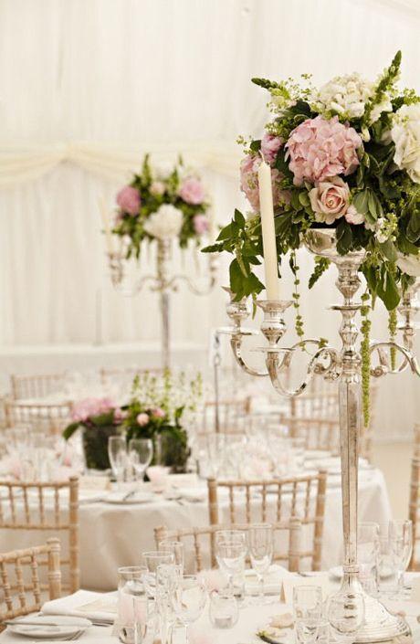 Table Talk! Wedding Layouts - Long vs Round Tables   Darby & Joan www.darbyandjoanvintage.co.uk