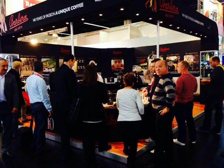 this is our stand at Anuga Fair rade 2013!