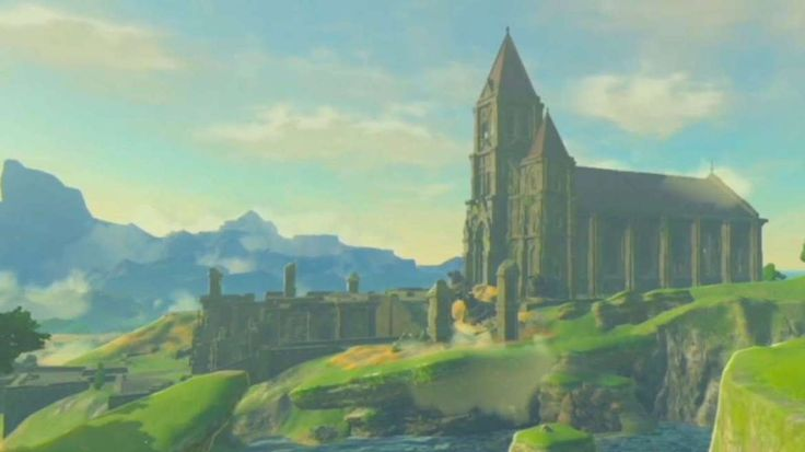 An Introduction to the World of The Legend of Zelda: Breath of the Wild at E3 2016