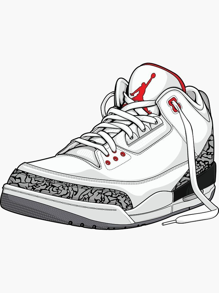 How to Draw a Shoe (Air Jordan 1) - YouTube