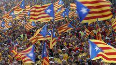 Tribunal Constitucional español suspende consulta independentista catalana