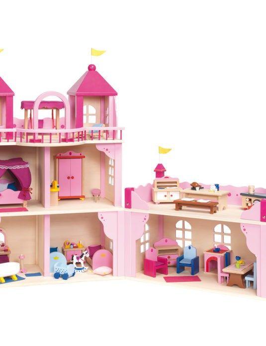 Meisjes spelen niet alleen met poppen. Bij Sassefras meisjesspeelgoed ontdek je speelgoed wat goed is voor de ontwikkeling.