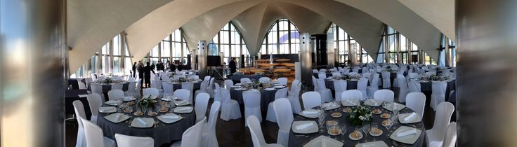 #Evento realizado en la parte superior del #Restaurante Submarino. #Oceanografic #Valencia  www.restaurantesubmarino.es