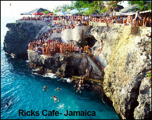 Top 7 Reasons Jamaica is THE Spot For Spring Break 2014! Grab your crew and head…
