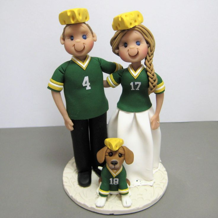 Green Bay Cake Topper - The Best Cake Of 2018