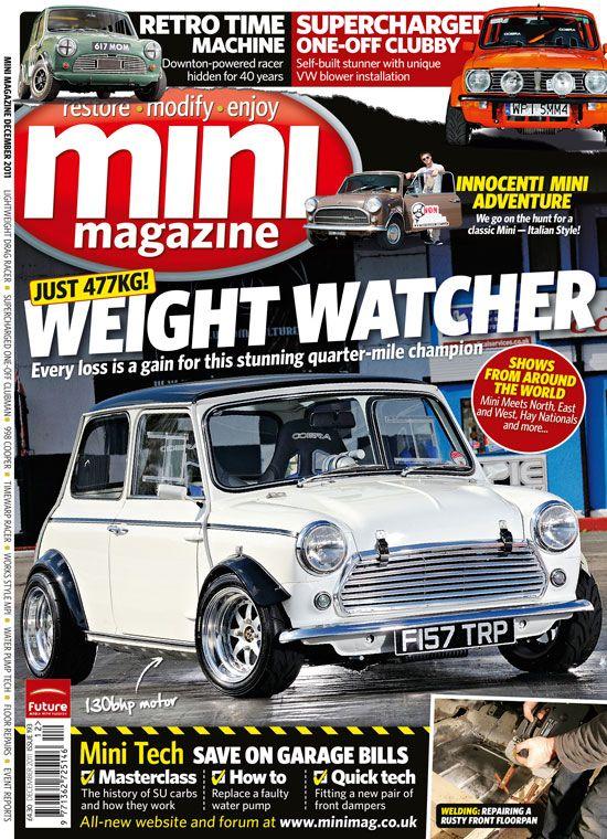 Mini Magazine - www.minimag.co.uk    #minimagazine #mini #car #futurepublishing #bathjobs #londonjobs #magazine