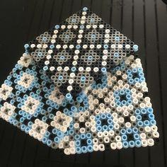 Coasters hama beads by handgele