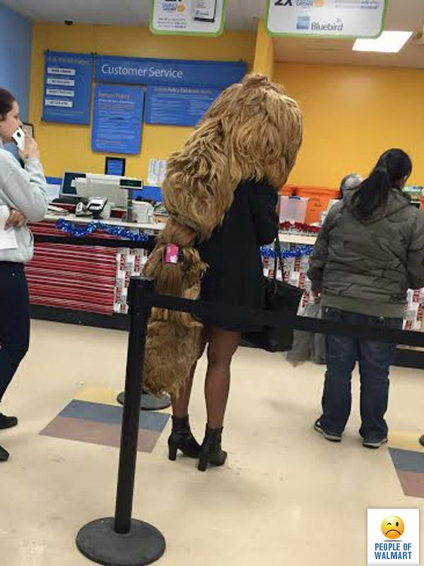 # People Who Are DEFINITELY From Walmart 28 - https://www.facebook.com/diplyofficial