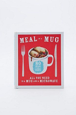 Meal in a Mug Book - Urban Outfitters