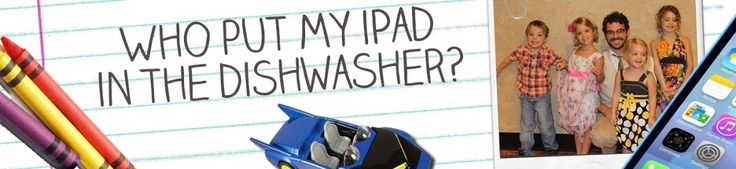 "Who put my iPad in the dishwasher?: Some ""Adult"" Funny Stories - 'Male Lingerie' and 'The Horrors of Umbros'"