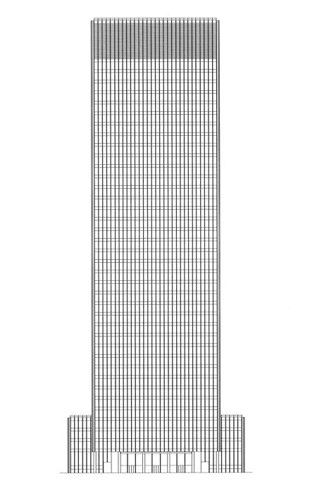 Mies van der Rohe, Seagram Building, New York, New York, 1956