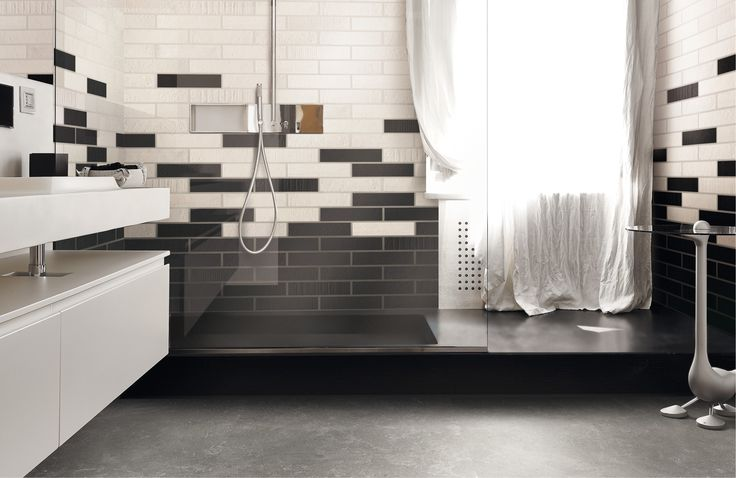 Emil Ceramica Brick Design -sarja koossa 6*25 - Kaakelikeskus #laatat #kylpyhuone #sisustus
