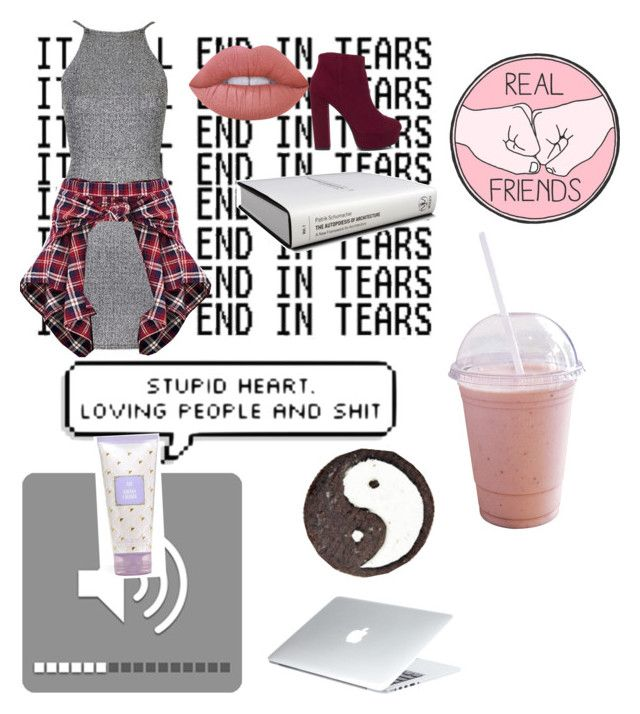 """""""Casual"""" by raque-santacruzv on Polyvore featuring moda, Oh My Love, Lime Crime y Schumacher"""