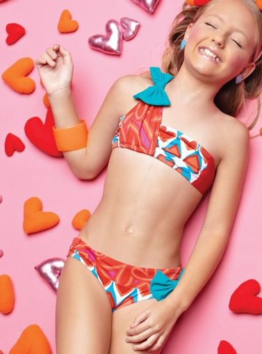Fantastic Dreams Two Piece Swimsuit Swimsuits