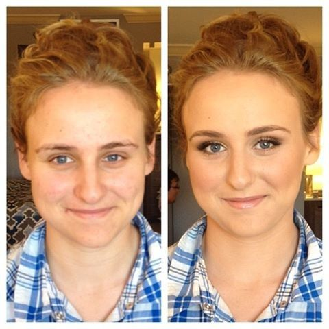 26 Before And After Photos Reveal The Visual Power Of Makeup