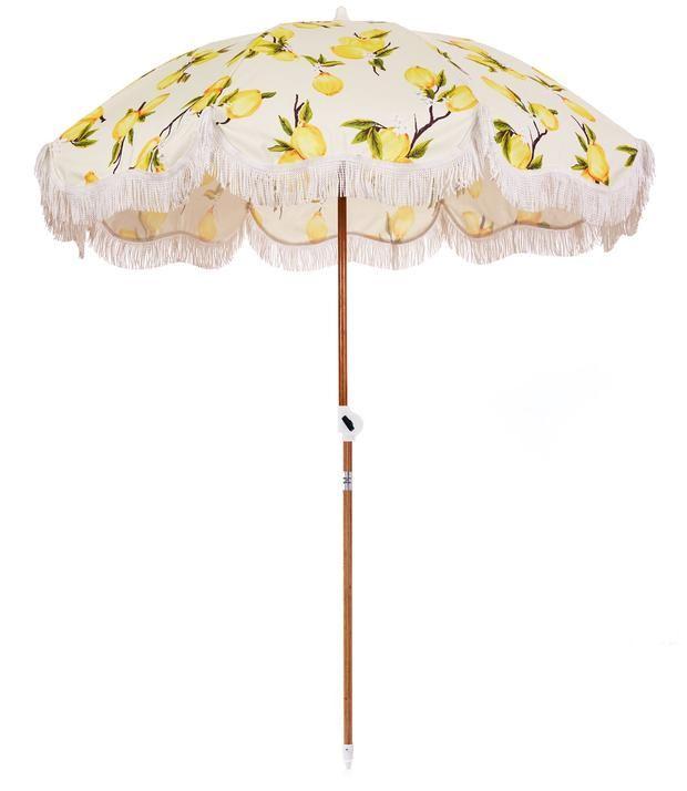 Carousel Gingko Outdoor Umbrella Frontgate Outdoor Umbrella Patio Umbrellas Outdoor