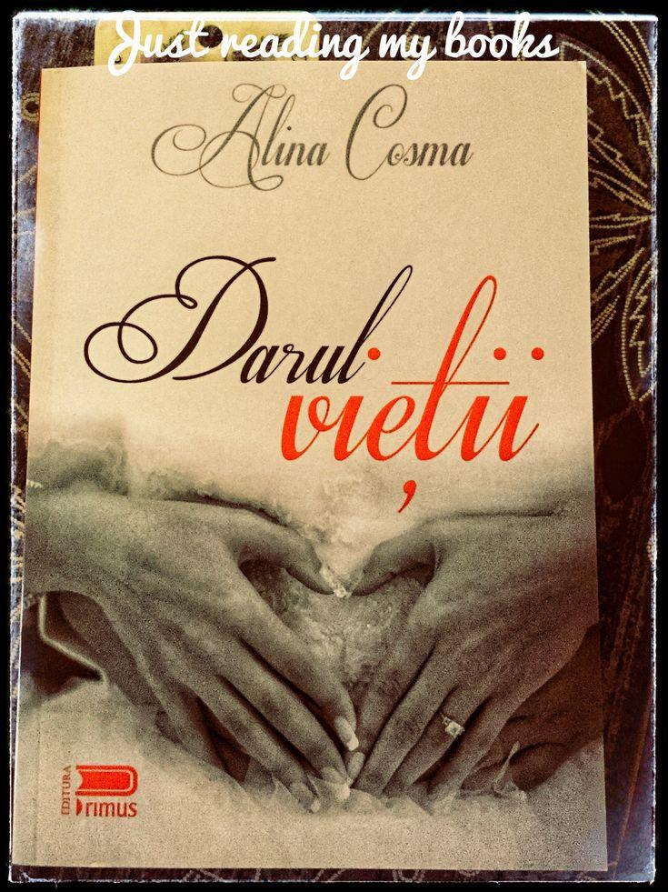 """Titlul: Darul vieții Autoare: Alina Cosma Editura: Primus Anul apariției: 2016 Număr de pagini: 188 Descriere: """"Doi tineri se cunosc întâmplător. O înțelegere banală duce la o poveste de dragoste. …"""
