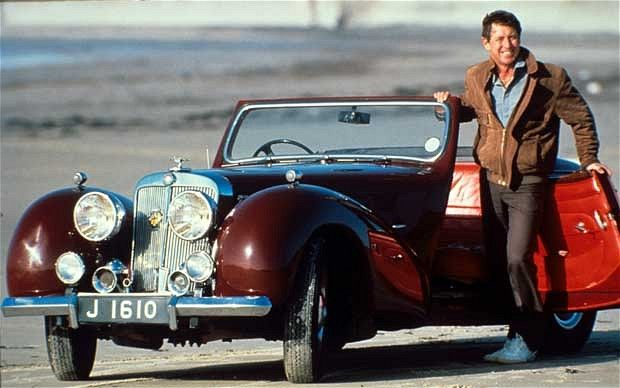 Triumph Roadster, Bergerac  Detective Jim Bergerac used a sedate 1949 Triumph to patrol his patch on the Channel Island of Jersey. Lead actor John Nettles apparently hated everything about the car, which has recently been restored